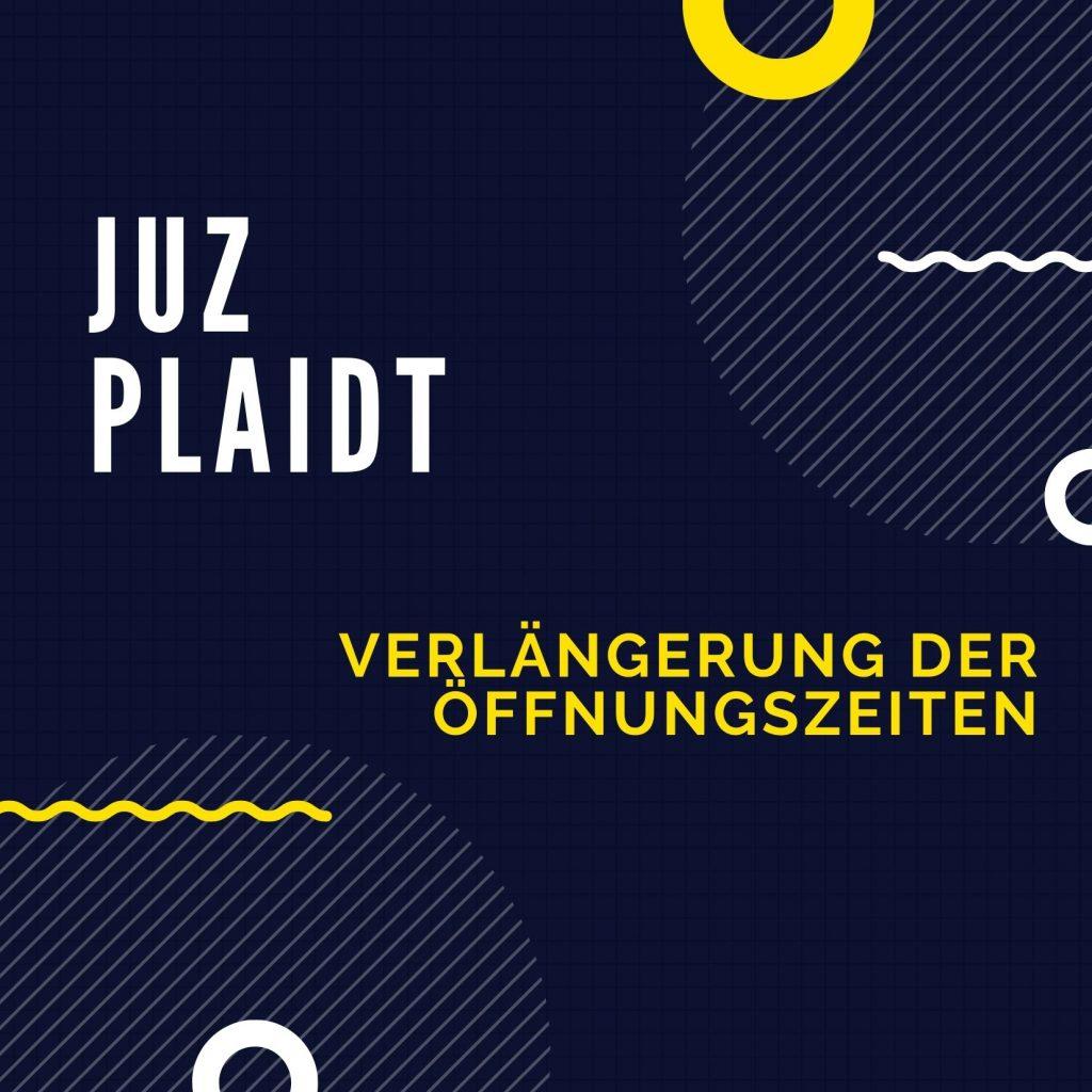 JUZ Plaidt erweitert Öffnungszeiten