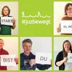 #juzbewegt – die Idee hinter der Aktion